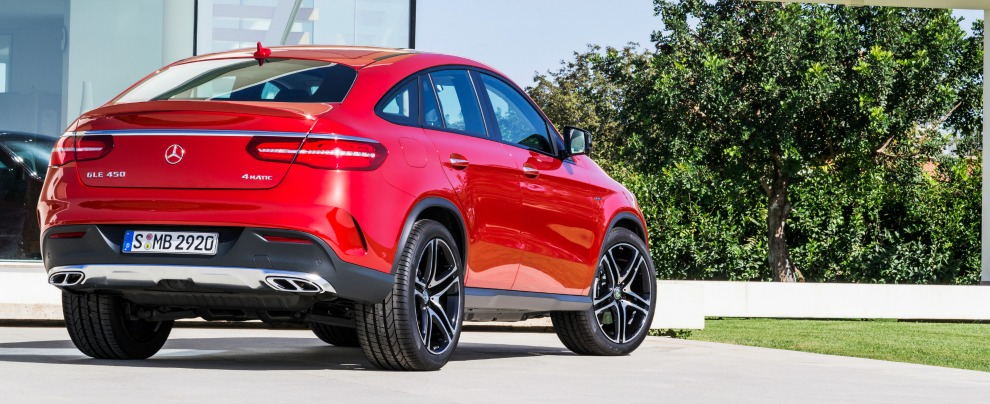 Mercedes GLE Coupe 04