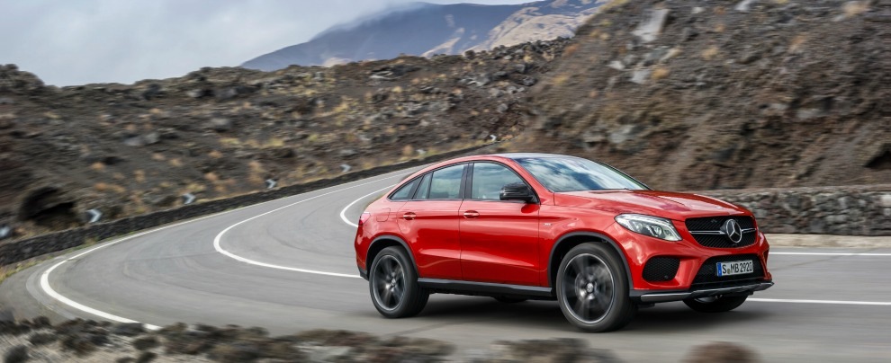 Mercedes GLE Coupe 07