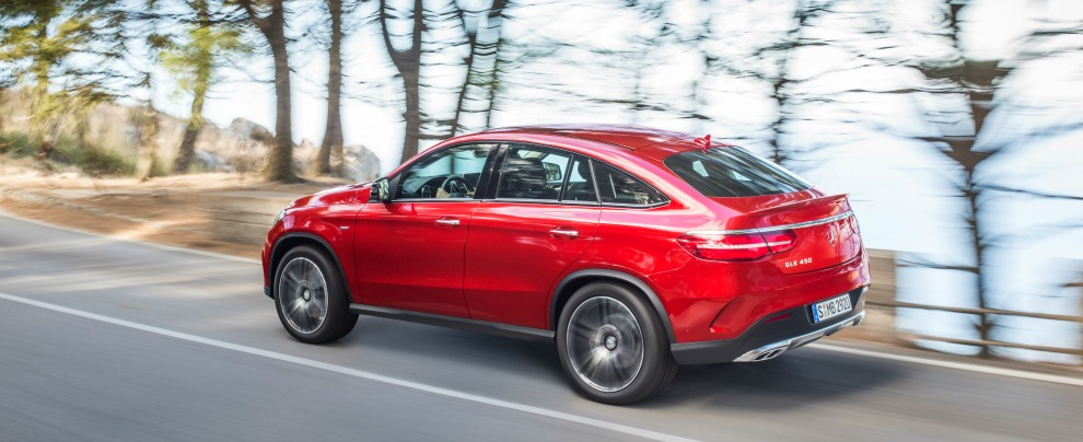 Mercedes GLE Coupe 08