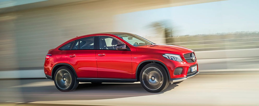 Mercedes GLE Coupé, la risposta di Stoccarda alla BMW X6 – Fotogallery