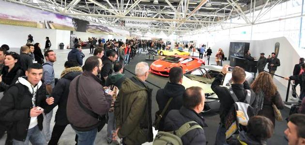 Motor Show 6 dic 14