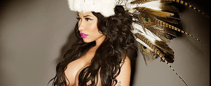 video di Nicki Minaj avendo sesso