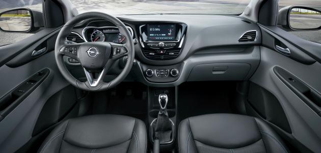 Opel Karl interno