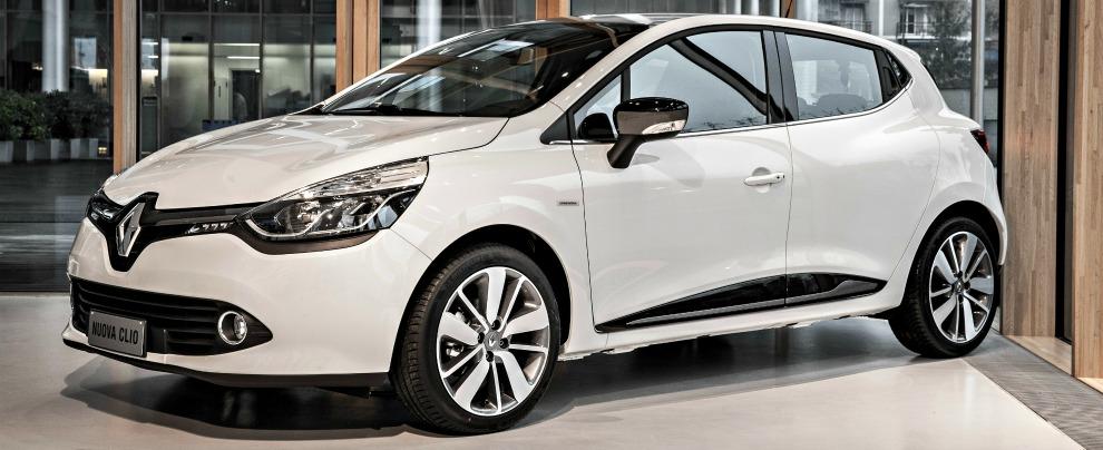 Renault Clio, agli italiani piace super accessoriata – Fotogallery