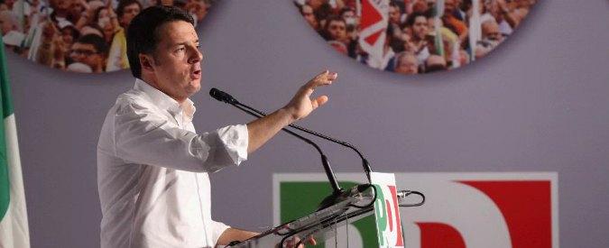 """Assemblea Pd, Renzi risponde a Fassina: """"Non voglio obbedienza, ma lealtà"""""""