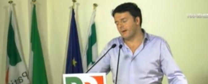 """Direzione Pd, Renzi: """"Subito Italicum. Dialogo con parte M5s non grillina"""""""