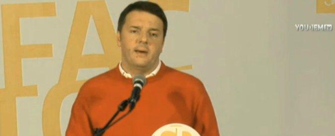 Mafia Capitale, Renzi: 'Non lasceremo Roma in mano a ladri. Tempo di giustizia'