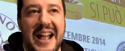 """Salvini a Crozza: """"Si chiarisca le idee su Flat tax. E verifichi meglio le sue fonti"""""""