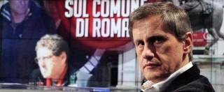 """Mafia Capitale, Alemanno: """"Certo ho sbagliato. Ma mai conosciuto Carminati"""""""