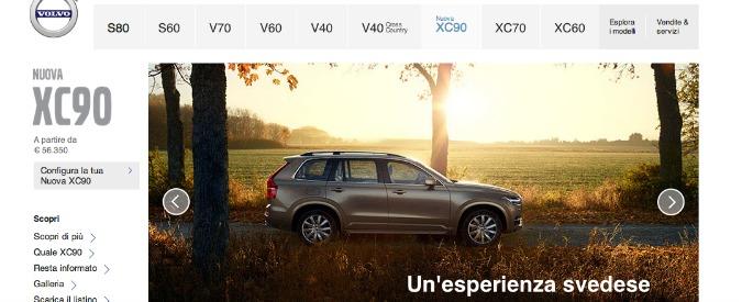 Volvo, Saloni e concessionari sempre meno utili. Ora si punta sul web
