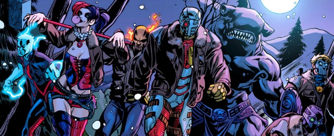 Suicide Squad, da Jaredo Leto a Will Smith ecco il cast del cine-comic Warner