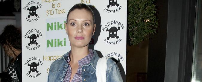 Tamara Pisnoli, ex moglie di Daniele De Rossi agli arresti domiciliari