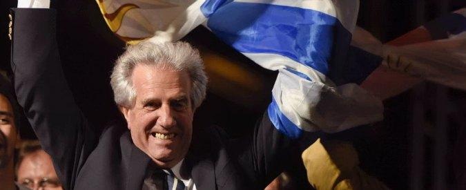 Uruguay, Tabarè Vazquez è presidente: svolta moderata, finisce così l'era Mujica
