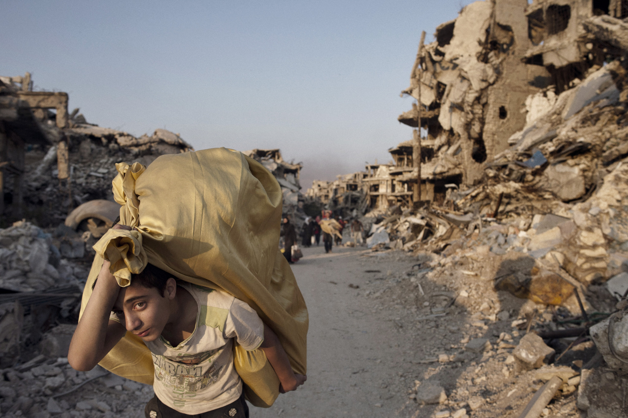 Syria, a photo