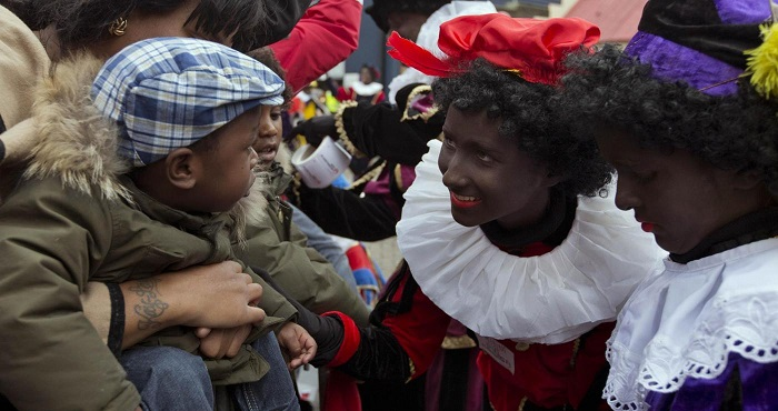 Zwarte-Piet-Olanda