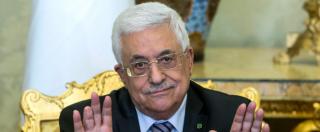 "Palestina, Abu Mazen: ""Usura e attività bancarie degli ebrei furono causa della Shoah"". Netanyahu: ""Antisemita"""