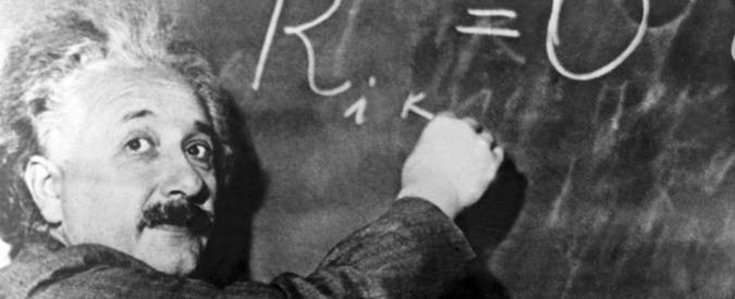 """Albert Einstein, la Relatività generale compie 100 anni. """"Capolavoro assoluto"""""""