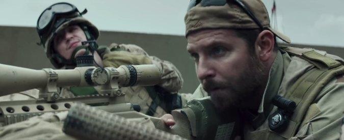 American sniper – a photo