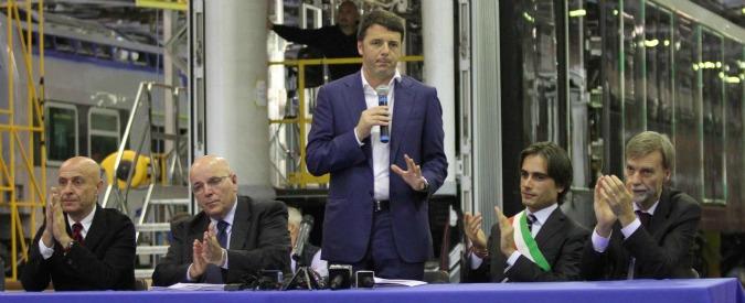 Finmeccanica, da cinesi di Insigma offerta per comprare AnsaldoBreda e Sts