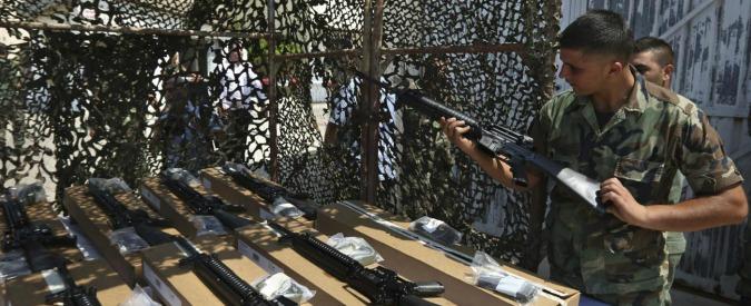 Armi, Onu vieta commercio con Paesi che violano diritti umani: ma l'Italia tace