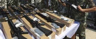 Libia, l'Italia fa affari su export armi. Ma il Parlamento non ne parla da 8 anni