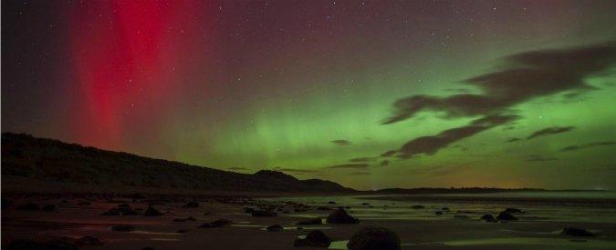 Ecco come si formano le aurore Teta. Quattro satelliti ne svelano il mistero