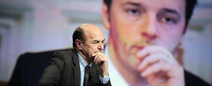 """Italicum, Bersani: """"Spaccatura? Si poteva mediare ma loro non hanno voluto"""""""