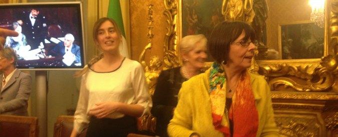 """Maria Elena Boschi come Nilde Iotti. Turco: """"Tailleur, rossetto e femminilità"""""""
