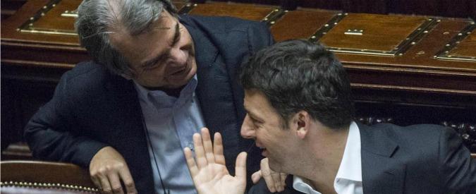 """Riforme, Fi: """"Votarle dopo elezione capo di Stato"""". Pd: """"Melina? Noi avanti da soli"""""""
