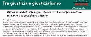 """Mafia Capitale, quando """"l'iscritto al Pd"""" Buzzi criticava l'arresto di Claudio Scajola"""