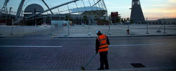 Qatar, arrestata troupe della BBC: girava un servizio sugli stadi del mondiale