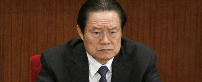Cina, arrestato il capo della sicurezza Zhou Yongkang: accuse di corruzione