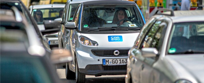 Car sharing, BMW e Smart crescono. Marchionne invece non crede nel business