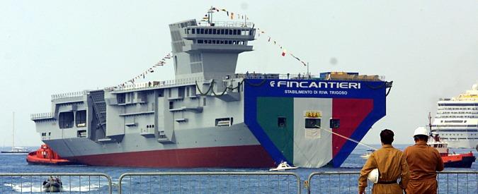 Marina Militare, sì del Parlamento per rinnovare flotta. Costo: 5,4 miliardi