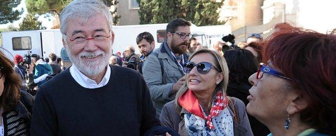 """Primarie Liguria, Cofferati: """"La mia sinistra in discontinuità con Burlando"""""""