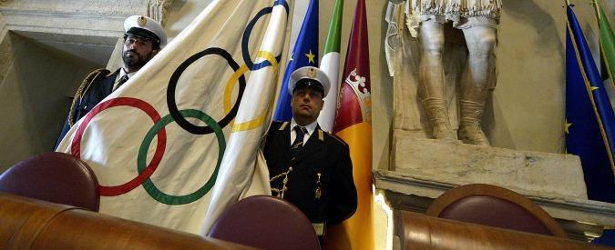 Roma 2024? Le Olimpiadi nella capitale sarebbero un bel danno