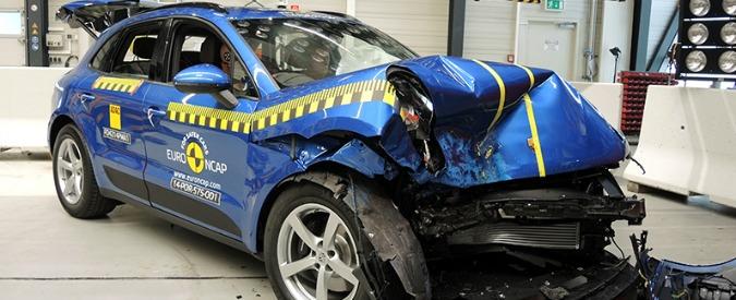 Crash test EuroNCAP, 5 stelle per grandi e Suv, solo 3 per la low cost Dacia
