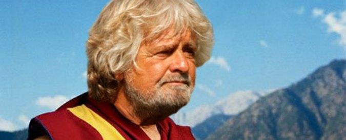"""Grillo a Papa Francesco: """"Ha visto Balotelli ma non il Dalai Lama. Scelta politica"""""""