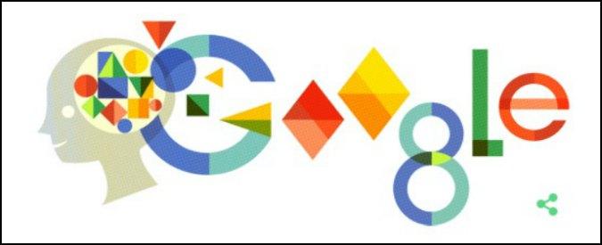 Anna Freud, il Google doodle per celebrare la figlia di Sigmund