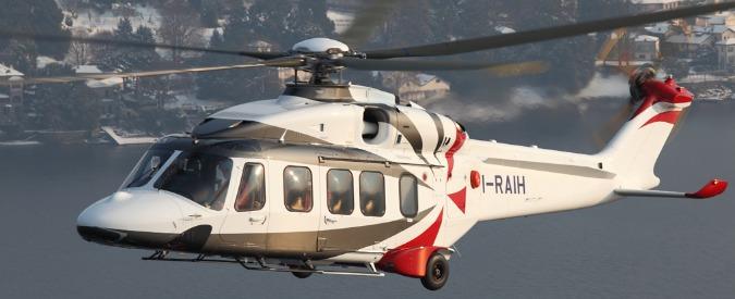 Finmeccanica produrrà 160 elicotteri per i russi di Rosneft