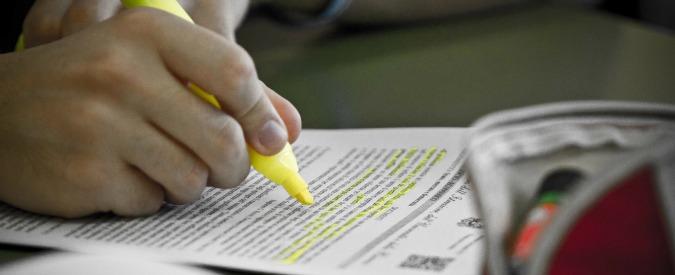 Lecce, copiano all'esame d'avvocato: chieste condanne per 103 candidati