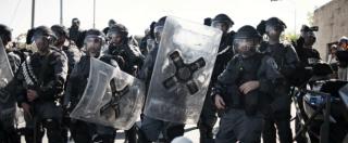 Israele, pietre contro militari di Tel Aviv: i soldati sparano a gambe dei manifestanti
