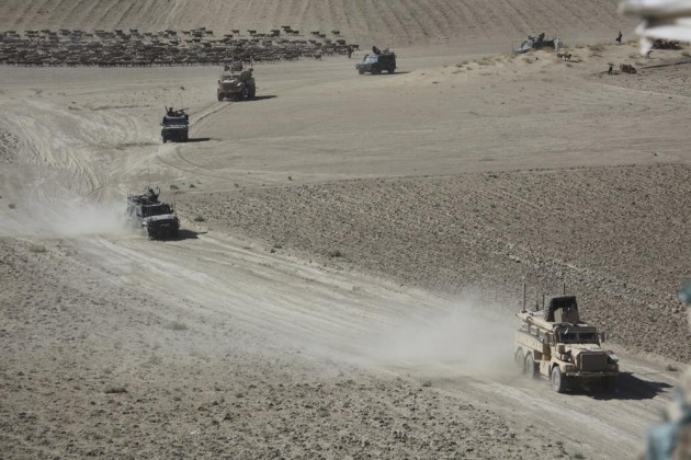 Afghanistan: Bala Murghab Contusi due militari Italiani