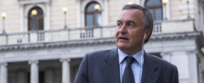 """Def, Mdp passa all'appoggio esterno: Bubbico esce dal governo. Pisapia: """"Ora aspettiamo azioni su povertà e lavoro"""""""