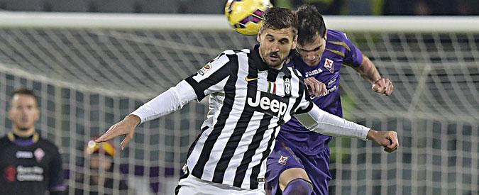 Fiorentina-Juve finisce 0-0. Poco spettacolo, i bianconeri pensano alla Champions