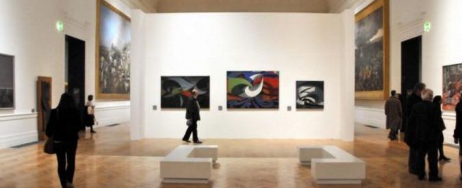 Roma, furto alla Galleria d'arte moderna. Rubata Testa di Medardo Rosso