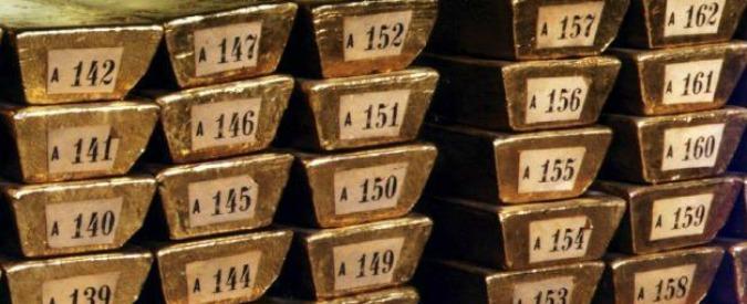 """Oro, Pechino e Mosca tentate dall'idea di una moneta """"ancorata"""" al lingotto"""