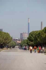 Ilva, la protesta degli operai blocca Taranto