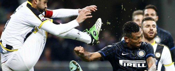 Inter-Udinese 1-2: la vendetta di Stramaccioni sulla brutta Inter di Mancini