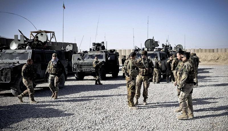 Afghanistan-militari